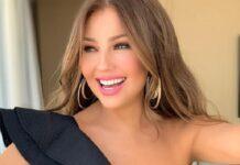Thalia, la cantante y actriz más querida de México