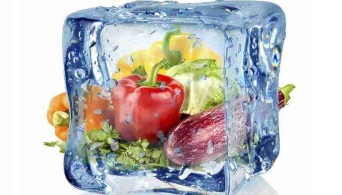 Cadena de Frio de los Alimentos