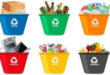 Colores y Símbolos del Reciclaje