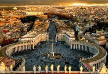 Geografía de Ciudad del Vaticano