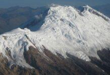 Glaciares en Colombia