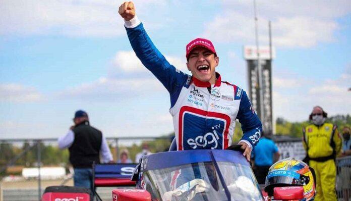 La Indycar es de Álex Palou
