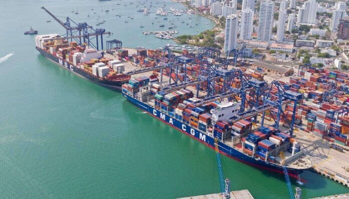 Puertos en Colombia