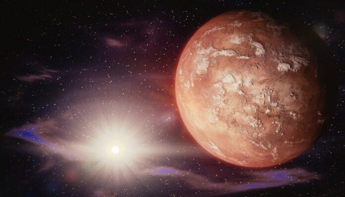 Quién Gobernará Marte
