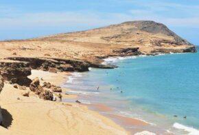 Servientrega y Fundaciones en El Cabo de la Vela