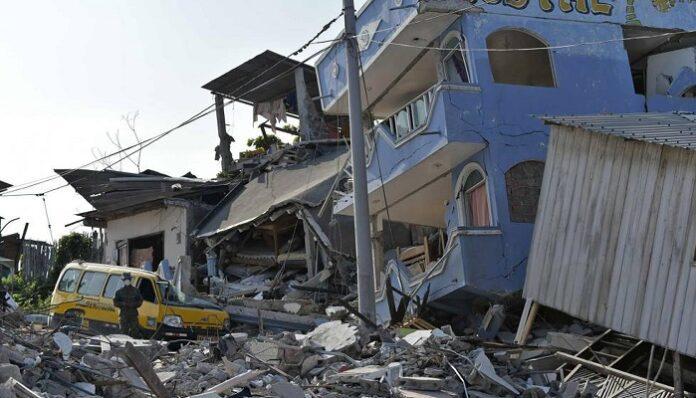 Terremotos en Colombia