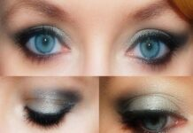 maquillar tus ojos para que se vean más grandes
