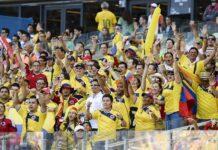 Empate de Colombia con Bolivia