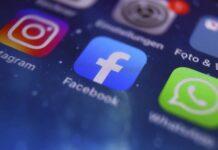 La caída de Facebook