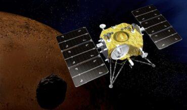 Mision Espacial Martian Moon Exploration
