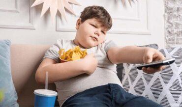Sobrepeso en los Niños