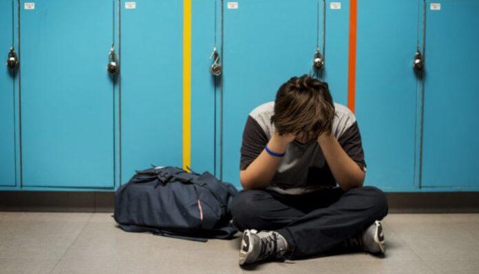 víctima del bullying